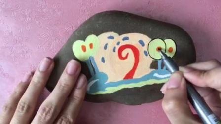 教你用教程画店铺手绘视频石头彩石如何用dw装修淘宝蜗牛首页图片
