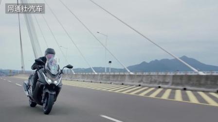光阳摩托超级跑旅AK550上市 售11.6万元