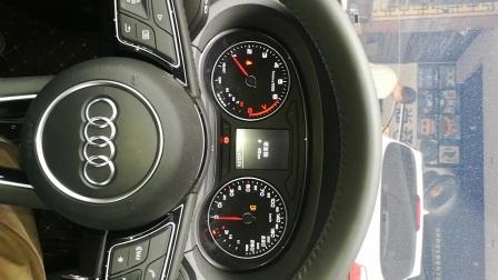 谁说汽车音响改装需要花很多钱,郑州爱尚音乐汽车音响改装奥迪A3,花费5800,音质你自己听