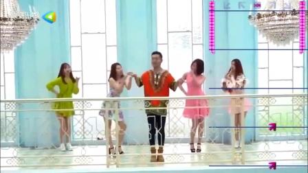 e舞成名《咖哩咖哩》舞蹈MV脚谱 花式表演4星