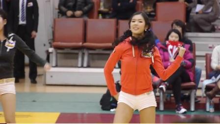 韩职棒啦啦队热舞朴姬良 金妍晶박기량 아이스크