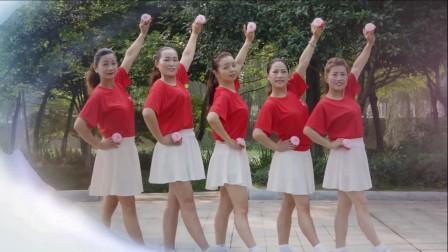 湖南澧县安安广场舞 全名舞动和谐之歌