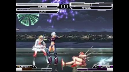 Mugen Ryona Tekken Lili _ Alisa Bosconovitch vs KO