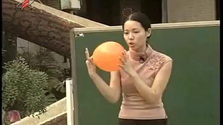 探究活动类活动案例示范与评析《会跑的气球玩具》(学前教育教师培训课程)