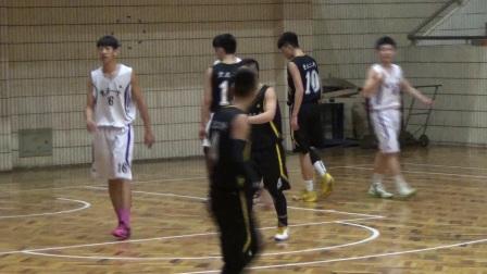 重庆市2014中学生篮球比赛高中男子决赛重庆二外VS重庆一中第一节