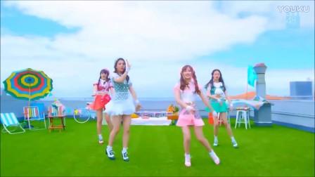 SNH48小分队Color Girls《Colorful Days》舞蹈版MV