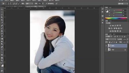 ps图片合成 平面设计网站 photoshop教程