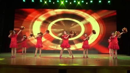 开心就好艺术团——广场舞《中国梦》