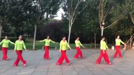 (4)学跳纯艺舞吧广场舞中国好