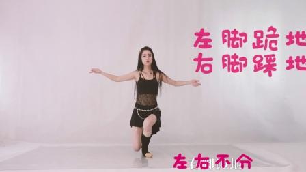 点击观看《优雅而女人味十足的肚皮舞教学 光年之外 肚皮舞教学第5节》