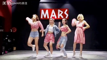 【MARS舞蹈】blackpink 《as if its your last》日韩mv