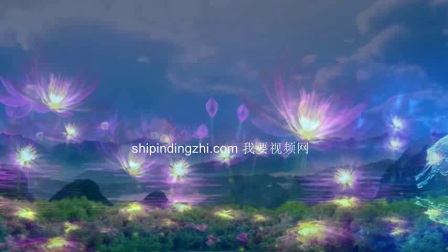 867 快乐的布谷 幼儿舞蹈 舞美背景视频 LED背景视