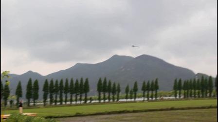 亚拓飞手---美国alan精准劲爆700直升机3D飞行