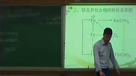 《铁及其化合物复习课》人教版高三化学-新密实验高中:王定染