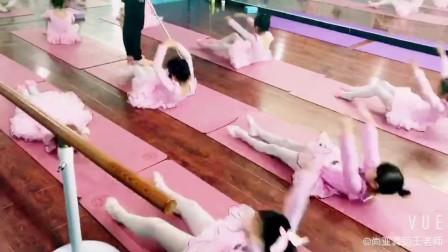 顺义尚亚舞蹈培训少儿基本功