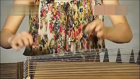 儿童成人初学者入门考级琵琶语古筝青花瓷古筝简谱