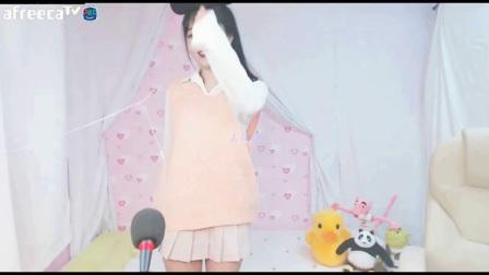 韩国美女主播热舞内衣韩国美女主播热舞内衣
