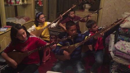 新疆民歌(哈密民歌)阿地力江老师音乐培训班