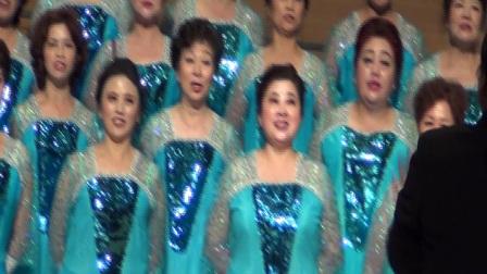 2017第三届青岛市合唱节《美丽中国梦》合唱音乐