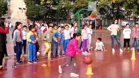 宜昌市深圳路小学2017年秋季体育节四年二班参赛