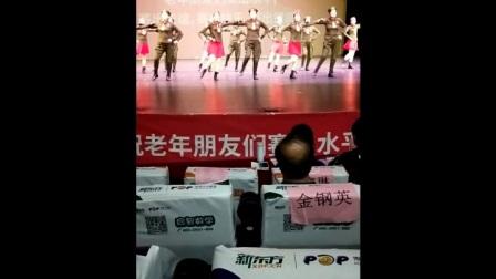 肥东永红民间文化艺术团协会店埠镇花园社区-水