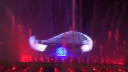 苏州湾音乐喷泉