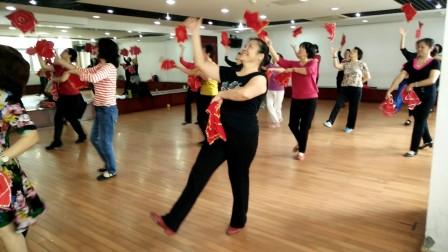学习舞蹈《幸福家乡》2017.10.26