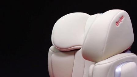 CYBEX 儿童安全座椅 Solution Q3 Fix功能及使用方法介绍