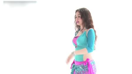 钢管舞肚皮舞上身动作分解及套路2肚皮舞教程