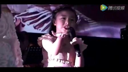 梁咏琪与8岁谭芷昀演唱《真的爱你》致敬Beyond!