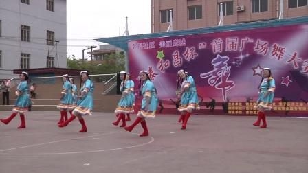 舞蹈 吉祥谣  承德市金秋辣妈舞蹈队演出  2016.