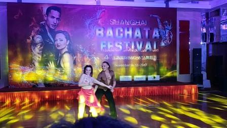 第四届上海Bachata舞蹈节 精彩片段-13  外国力量型