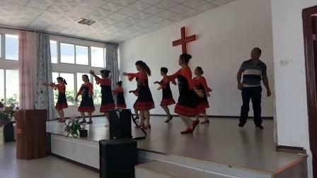 VID_2017、11、12_草坝教会感恩节舞蹈。