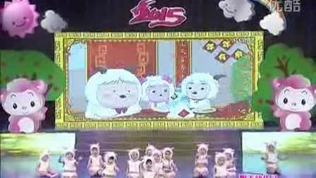 李老师最火托班幼儿园元旦舞蹈《喜羊羊》