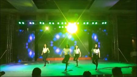 赣州市南康区皇海舞蹈明星学院2017年度盛典东山