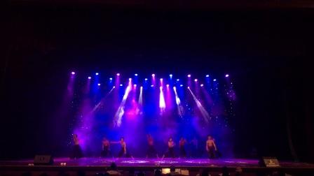 泉州师范学院 17舞蹈 男群 《脊梁》