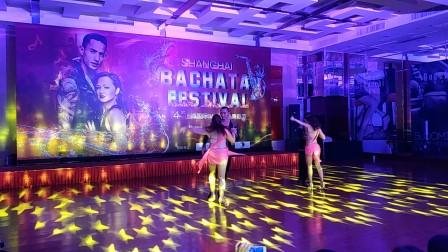 第四届上海Bachata舞蹈节 精彩片段-22 北京梦之队