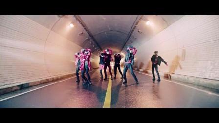 实力男子组合MONSTA X 新曲DRAMARAMA(舞蹈版MV)发表