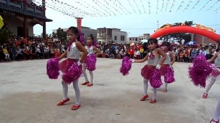 舞蹈:日不落——外罗天天幼儿园演出