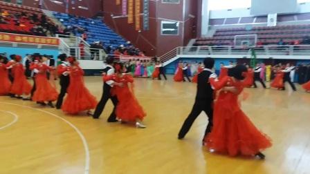 2017.11.12黑龙江省东部地区体育舞蹈联谊会(友谊
