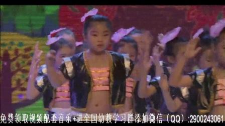 李老师最火幼儿园元旦舞蹈   《让我试试》