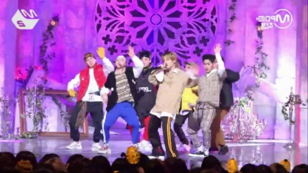 Block B-Shall We Dance舞蹈镜面