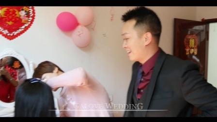 吴永渊林天妹香槟色婚礼MV戛乐婚礼策划戛乐影像