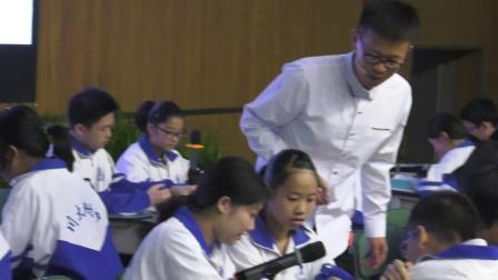 2016初中化学优质课大赛《水的组成》九年级化学,白云文