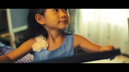 周弘易MV《白色世界》