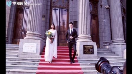 天津愛和映像婚紗攝影全球旅拍最美婚紗照 婚紗照花絮微電影 宣傳片 大氣唯美韓式婚紗照