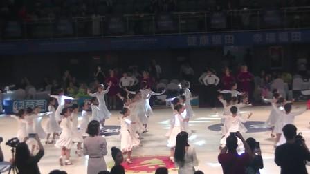 福田区群众体育舞蹈表演赛特等奖