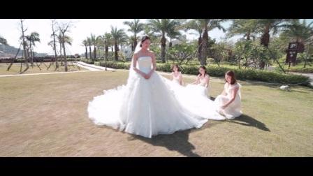 婚礼MV-双机位全程跟拍