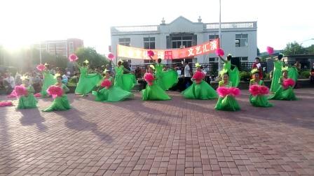 杨家杖子杜建杰舞蹈队2017夏凉晚会开场舞