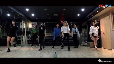SONAMOO《I (knew it)》练习室版MV